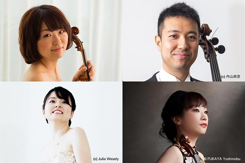 Short Concert Series 「クラシックの扉」 (4回シリーズ)   東松山市民文化センター 2021年8月25日 (水)